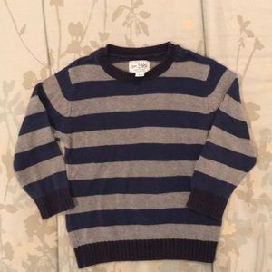 Boys sweater, size 4T